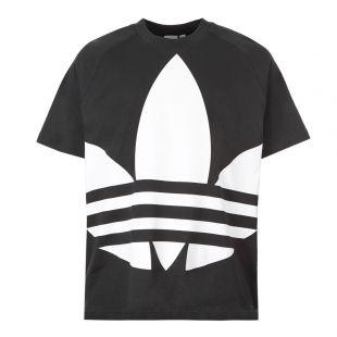 adidas T-Shirt Trefoil Logo | FM9904 Black