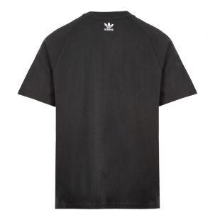 T-Shirt Trefoil Logo - Black