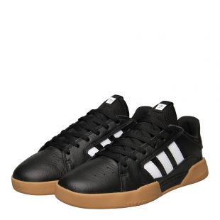 VRX Low Trainers - Black / Gum