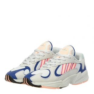 Yung-1 Sneakers - White/Pink/Royal
