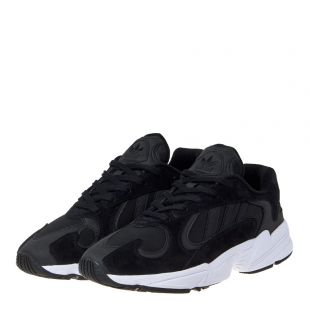 Yung 1 Trainers - Black