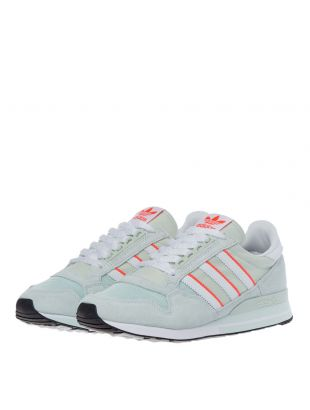 ZX 500 Trainers - Green