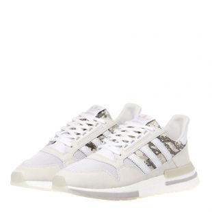 ZX 500 RM Trainers - White