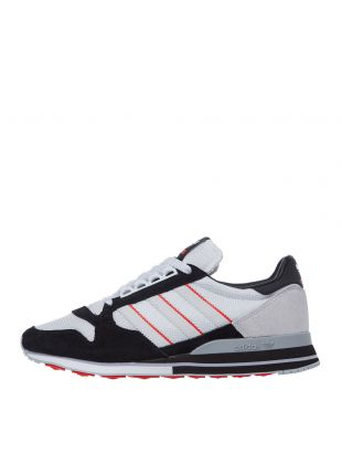 adidas zx 500 trainers FX6899 black / white