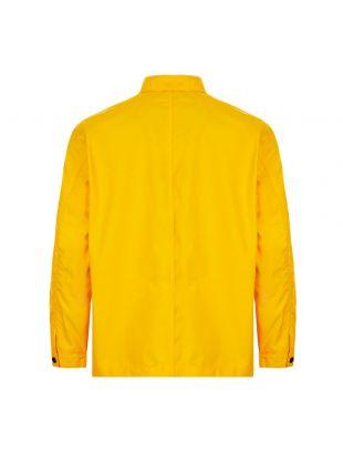 Rail Jacket - Yellow