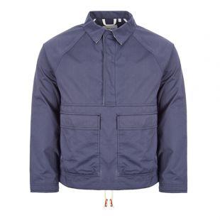 Albam Shirt | ALM531460219 002 Navy