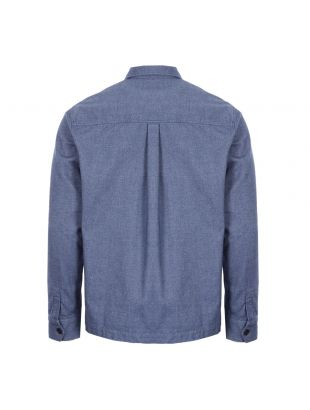 Overshirt - Blue