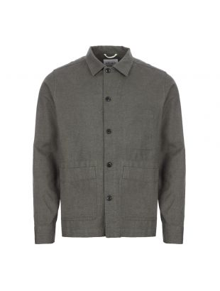 albam overshirt ALM511525120 007 grey