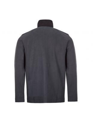Sports Zip Fleece - Black