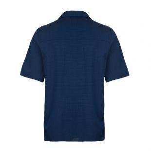 Short Sleeve Shirt – Navy