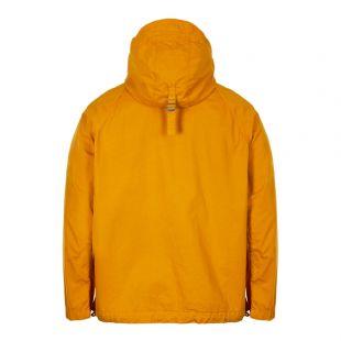 Smock Jacket - Golden Ochre