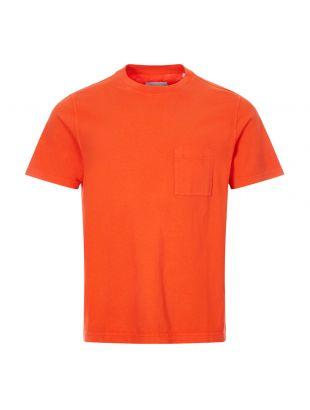 albam t-shirt workwear | ALM611632120 015 orange