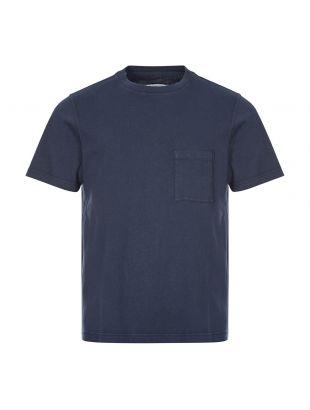 Albam T-Shirt | ALM611690220 002 Navy