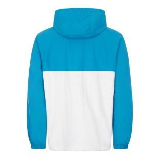 Track Jacket - Light Blue / White