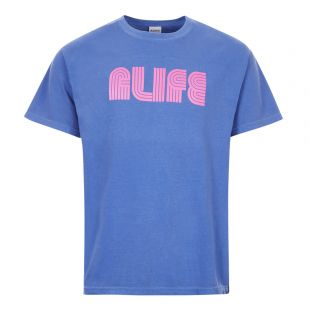 alife t-shirt team logo ALISS20 52 blue