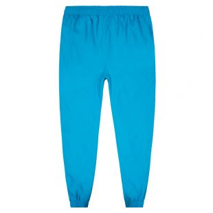 Track Pants - Light Blue / White