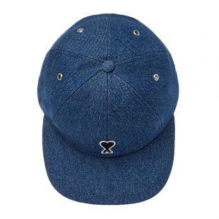 Cap - Denim Blue