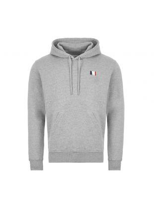 ami hoodie|E20HJ004730055 grey