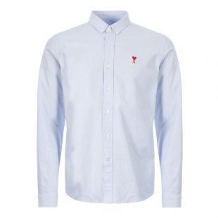 Ami Shirt | A19C013 45 459 Blue