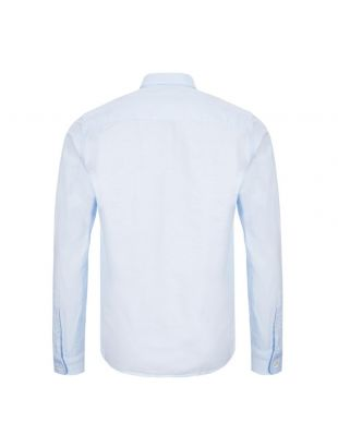 Shirt Oxford  - Blue
