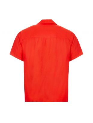 Short Sleeve Shirt - Red