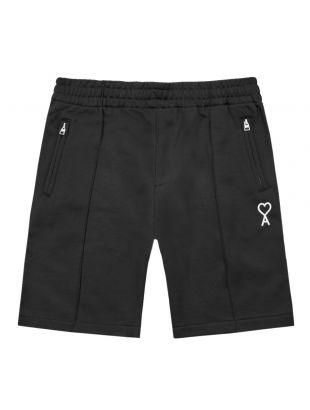 Ami Shorts |E20HJ312742 001 Black| Aphrodite1994