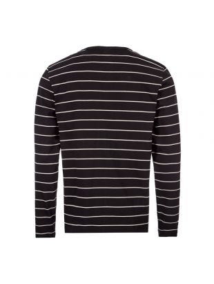T-Shirt Long Sleeve - Black Stripe