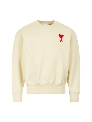 Ami Sweatshirt | H20HJ034 747 150 Off White