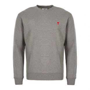 Ami Sweatshirt | H19J007 730 055 Grey