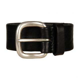 Andersons Belts Leather Belt in Black