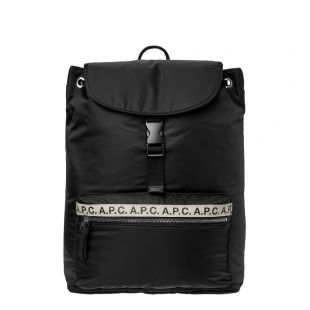 APC Backpack | PAACL H62118 LZZ Black | Aphrodite Clothing