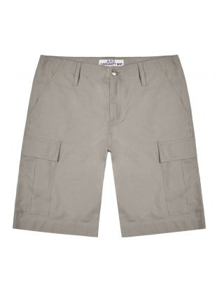 APC Carhartt WIP Cargo Shorts | COCYF H10135 LAA Light Grey