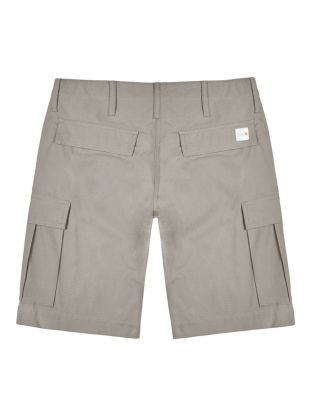 Carhartt WIP Cargo Shorts – Light Grey