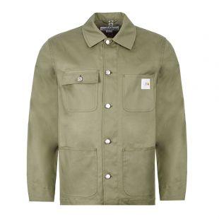 APC Carhartt WIP Jacket | COEBS H02613 JAA Khaki
