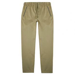 APC Carhartt WIP Trousers | COEBT H08355 JAA Khaki
