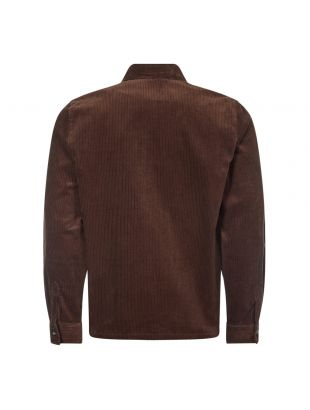 Shirt Cord Joe - Brown