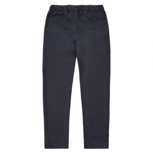 Kaplan Drawstring Trousers - Dark Navy