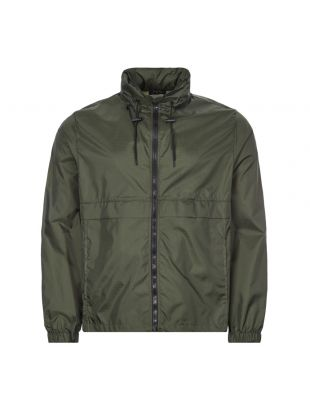 apc jacket hooded | PAADH H02603 KAG green