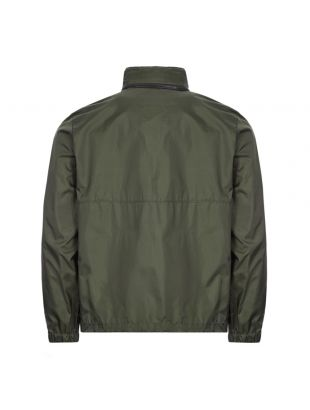 Jacket Hooded - Green