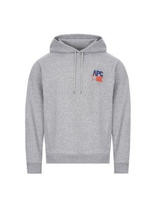 APC Hoodie | COEDV H27584 PLA Grey