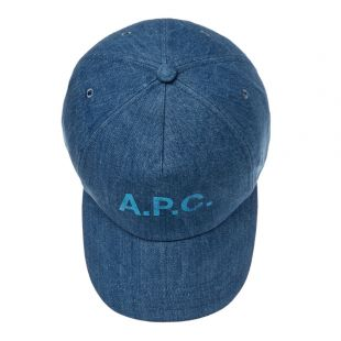 Logo Cap - Light Denim