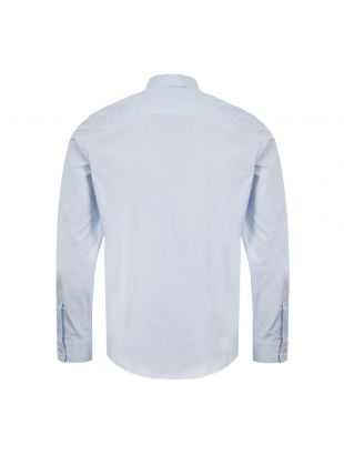 Shirt -  Blue / White
