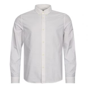 apc shirt oxford cozab-h12121-aab white