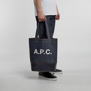Tote Bag - Denim/Navy