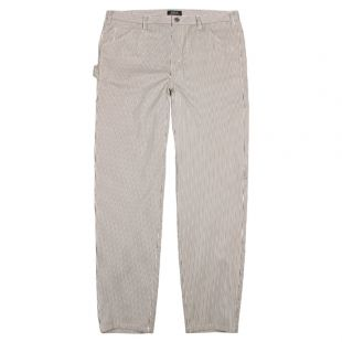 APC Trousers Job COCWI H08321 LAA Grey Stripe