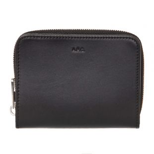 apc wallet emmanuel PXAQG H63087 LZZ black