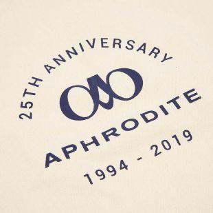 Aphrodite Tote Bag 25 Years - Beige