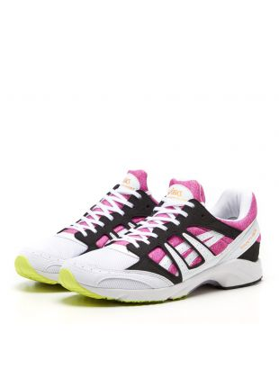 Asics Tarther Trainers - White / Pink