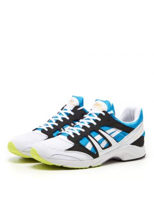 Asics Tarther Trainers - White / Blue