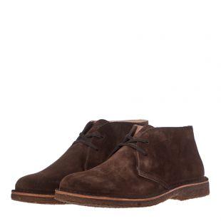 Boots Greenflex - Dark Chestnut